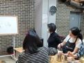 [2021년] 커피사업단 참여주민 바리스타 교육 실시